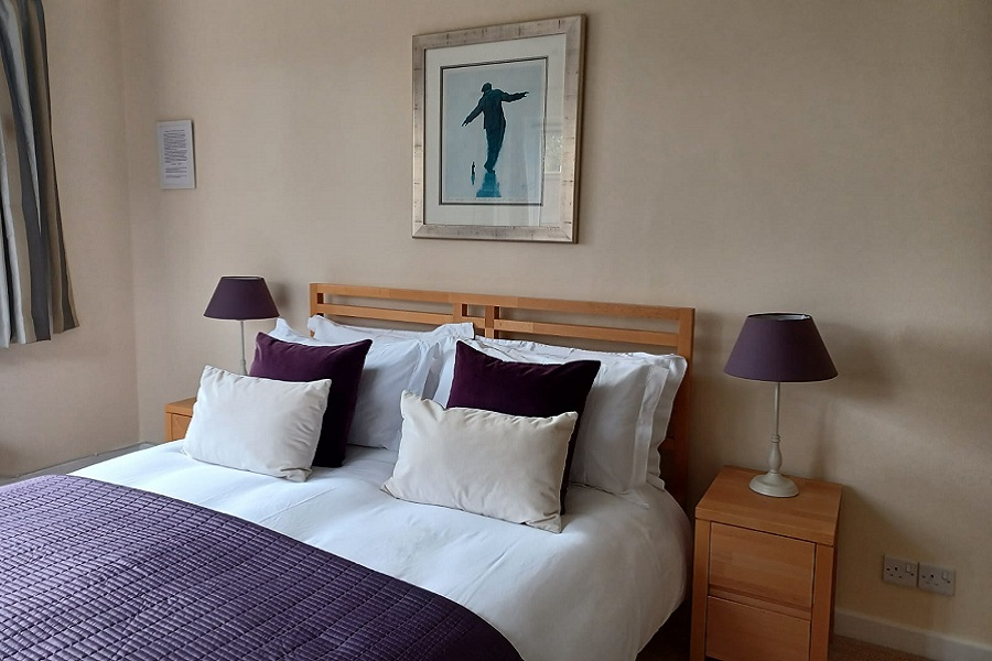 Broomfields Country House luxury bed and breakfast in Bemersyde, Melrose, Scottish Borders3