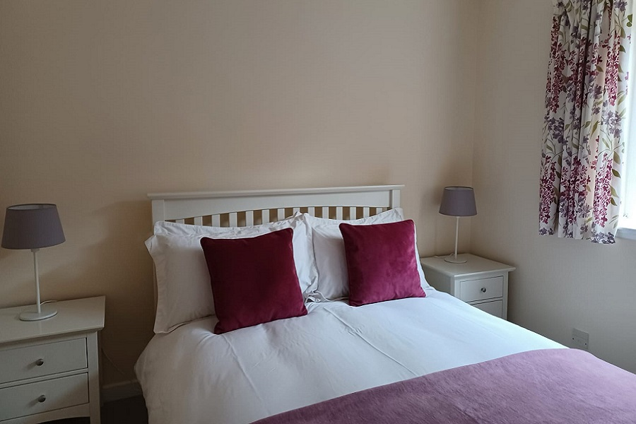 Broomfields Country House luxury bed and breakfast in Bemersyde, Melrose, Scottish Borders4