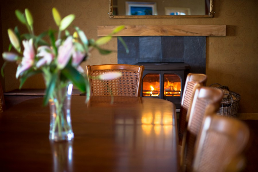 Broomfields Country House luxury bed and breakfast in Bemersyde, Melrose, Scottish Borders5