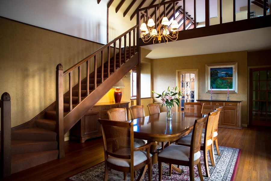Broomfields Country House luxury bed and breakfast in Bemersyde, Melrose, Scottish Borders6