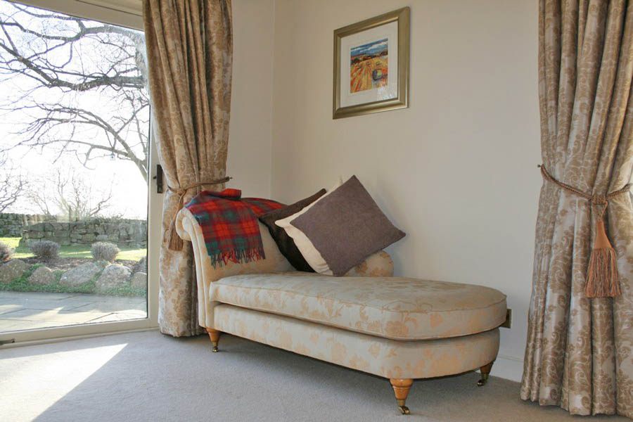 Broomfields Country House luxury bed and breakfast in Bemersyde, Melrose, Scottish Borders12